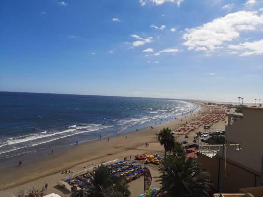 Strand in Maspalomas