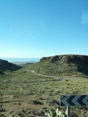 Auf dem Weg in die Berge (1)