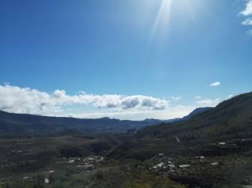 Auf dem Weg in die Berge (2)